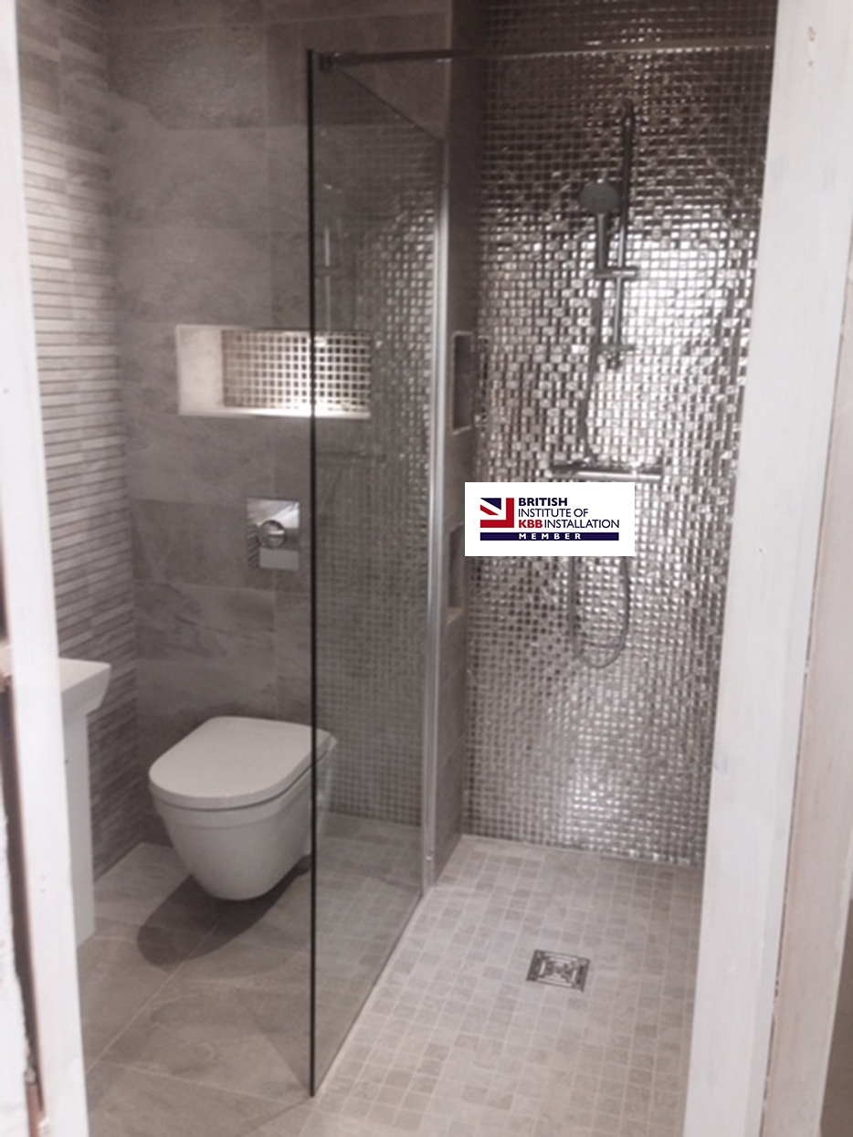 We are members of IKBBI -  Institute of British Kitchen Bedroom Bathroom Installers